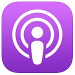 Podcastのアプリアイコン